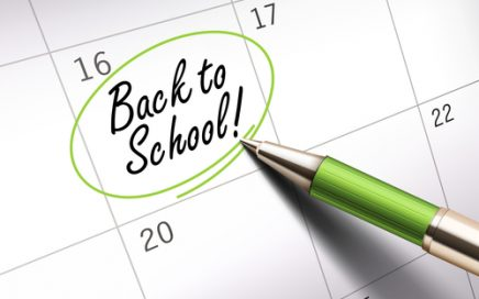 When a break is over, it can be hard to get back into the school routine. Click here for some ways to make that transition a little easier!