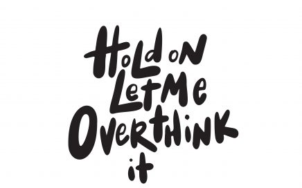 Hold on, let me overthink it.